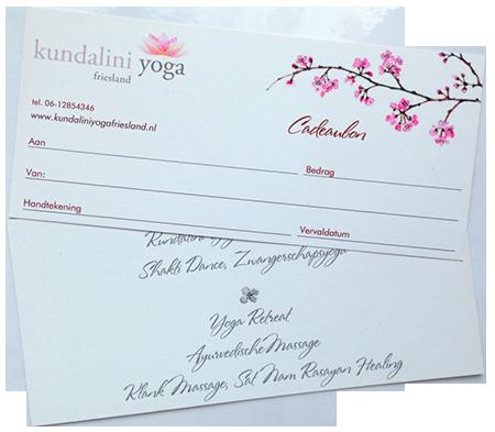 Kundalini-Yoga-cadeaubon