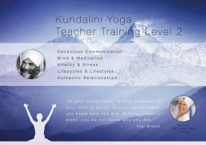 Kundalini Yoga Teacher Training level 2
