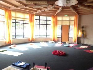 Yoga Zomer Weekend Terschelling