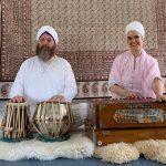 Sat Kirtan on tour with the Shabad 'Jai Taygang' vrijdag 14 juni 18.30-21.00