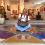 HangAsana – Hang Drum & Yoga vrijdag 25 oktober 19.30-21.30u in de Schranskerk in Leeuwarden